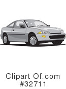 Car Clipart #32711 by David Rey