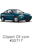 Car Clipart #32717 by David Rey