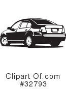 Car Clipart #32793 by David Rey