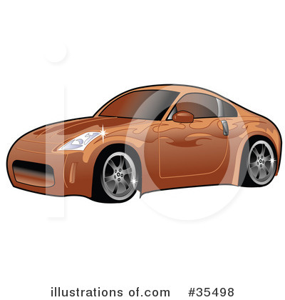 Car Clipart #35498 by Andy Nortnik
