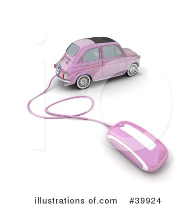 Car Clipart #39924 by Frank Boston