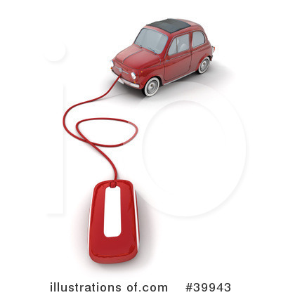 Car Clipart #39943 by Frank Boston