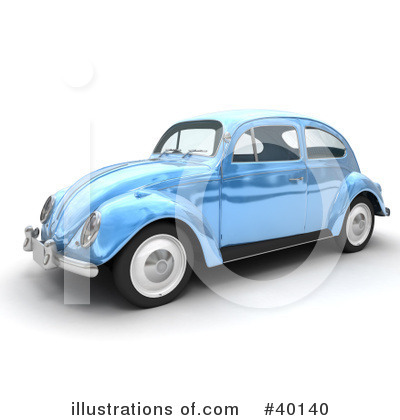 Car Clipart #40140 by Frank Boston
