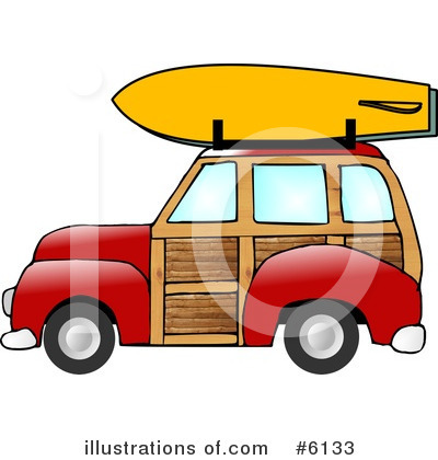 Woodie Clipart #6133 by djart