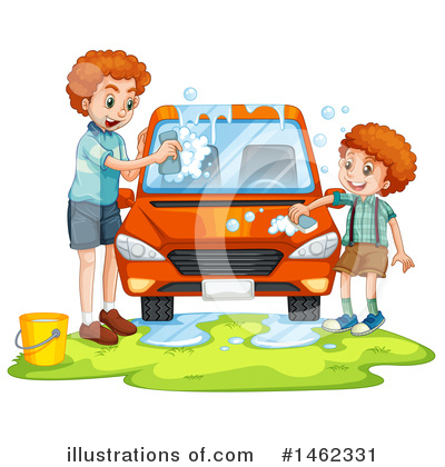 Family Clipart #1462331 by Graphics RF