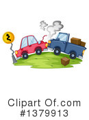 Car Wreck Clipart #1379913 by Graphics RF