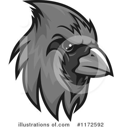Cardinal Clipart #1172592 by Vector Tradition SM