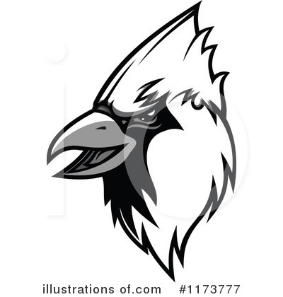 Cardinal Clipart #1173777 by Vector Tradition SM