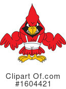 Cardinal Clipart #1604421 by Toons4Biz