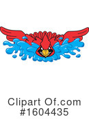 Cardinal Clipart #1604435 by Toons4Biz
