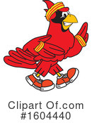 Cardinal Clipart #1604440 by Toons4Biz
