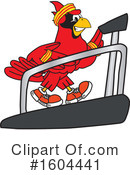 Cardinal Clipart #1604441 by Toons4Biz