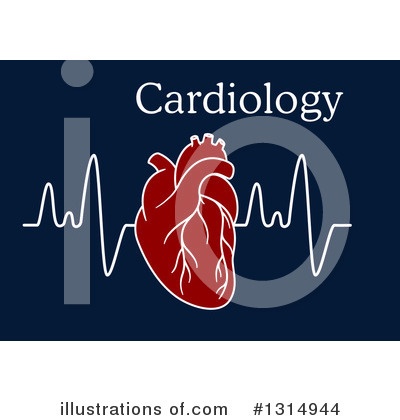 Ecg Clipart #1314944 by Vector Tradition SM