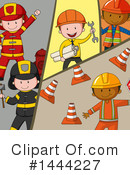 Royalty-Free (RF) Career Clipart Illustration #1444227