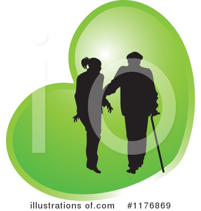 Seniors Clipart #1176869 by Lal Perera
