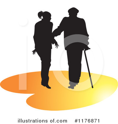 Seniors Clipart #1176871 by Lal Perera