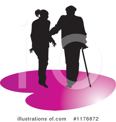 Seniors Clipart #1176872 by Lal Perera