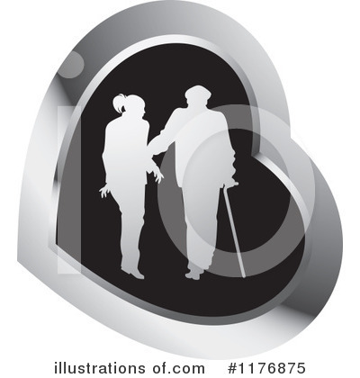 Seniors Clipart #1176875 by Lal Perera