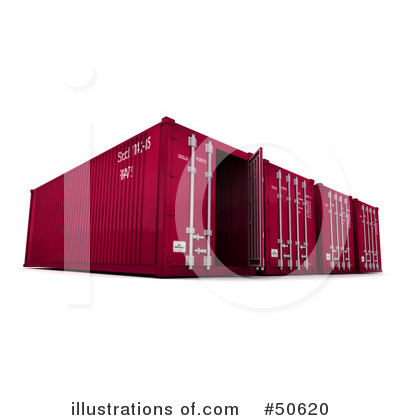 Shipping Clipart #50620 by Frank Boston