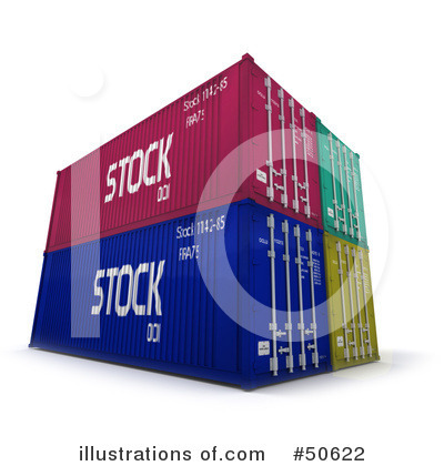 Shipping Clipart #50622 by Frank Boston