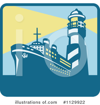 Shipping Clipart #1129922 by patrimonio