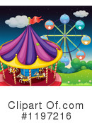 Carnival Clipart #1197216 by Graphics RF