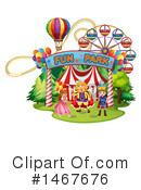 Royalty-Free (RF) Carnival Clipart Illustration #1467676