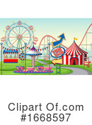 Carnival Clipart #1668597 by Graphics RF