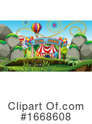 Carnival Clipart #1668608 by Graphics RF