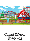 Carnival Clipart #1694495 by Graphics RF