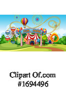 Carnival Clipart #1694496 by Graphics RF