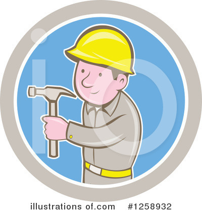 Construction Clipart #1258932 by patrimonio