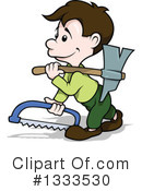 Carpenter Clipart #1333530