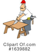 Carpenter Clipart #1639882 by djart