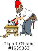 Carpenter Clipart #1639883 by djart