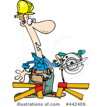 Repairs Clipart #442409 by toonaday