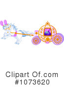 Royalty-Free (RF) Carriage Clipart Illustration #1073620