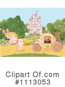 Royalty-Free (RF) carriage Clipart Illustration #1113053
