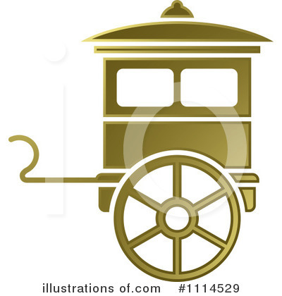 Carriage Clipart #1114529 by Lal Perera