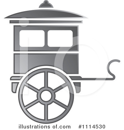 Carriage Clipart #1114530 by Lal Perera