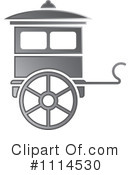 Royalty-Free (RF) Carriage Clipart Illustration #1114530