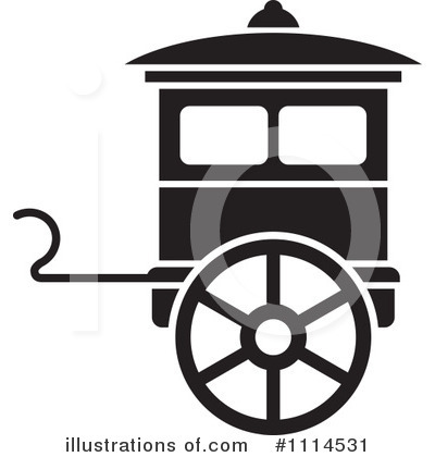Carriage Clipart #1114531 by Lal Perera