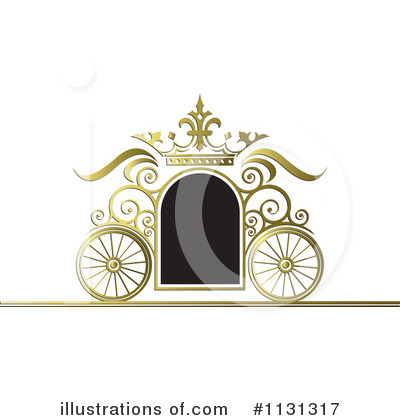 Carriage Clipart #1131317 by Lal Perera