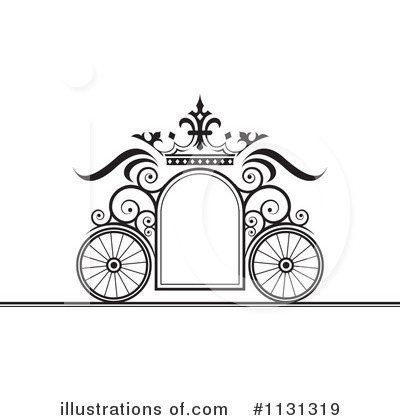 Carriage Clipart #1131319 by Lal Perera