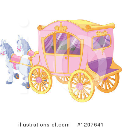 Carriage Clipart #1207641 by Pushkin