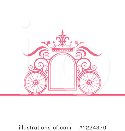 Carriage Clipart #1224370 by Lal Perera