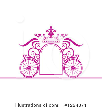 Carriage Clipart #1224371 by Lal Perera