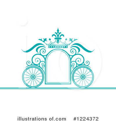 Carriage Clipart #1224372 by Lal Perera