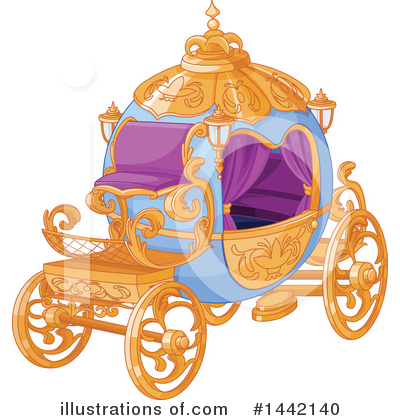 Cinderella Clipart #1442140 by Pushkin