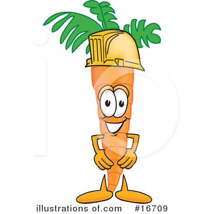 Hard Hat Clipart #16709 by Toons4Biz